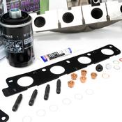 Audi Turbocharger Kit - Borg Warner 06H145704DKT2