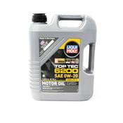 0W20 Top Tec 6200 Engine Oil (5 Liters) - Liqui Moly LM20238