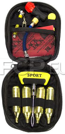 CO2 Sport ATV Tire Repair Kit - Black Jack Tire Supplies KT-103