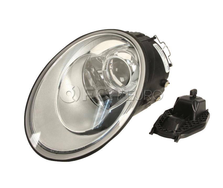 VW Headlight Assembly - TYC 1C0941030N