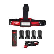 USB Rechargeable Low-Profile Headlamp - Milwaukee 2115-21