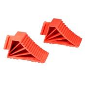 Wheel Shop Chocks (Set of 2) - Ernst Manufacturing N980