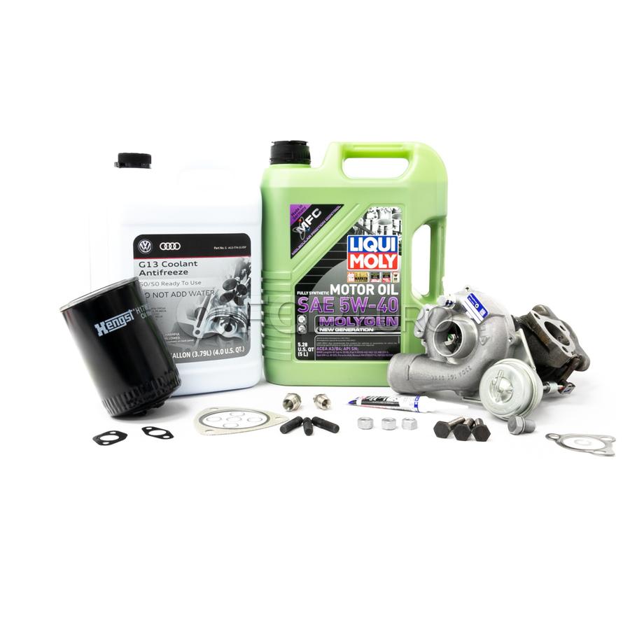 Audi K04 Turbocharger Kit - Borg Warner 058145703NKT4