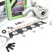Audi K04 Turbocharger Kit - Borg Warner 06A145705HPKT2
