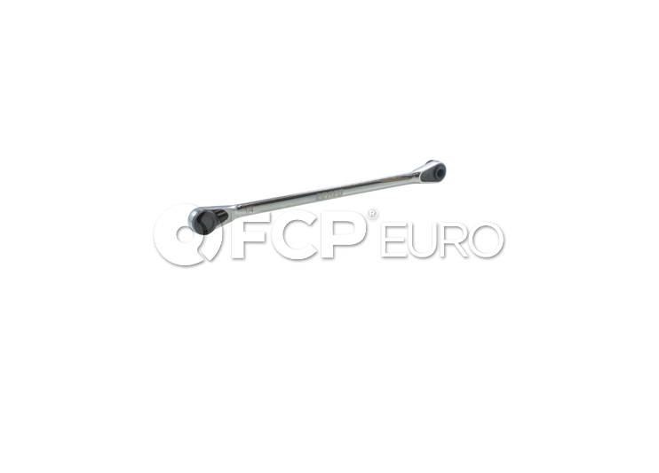 """11.75"""" Q Stick Combination Ratchet Wrench - E-Z Red 4S12XL"""