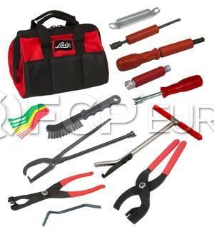 Master Brake Kit 12Pc. - Lisle 71020