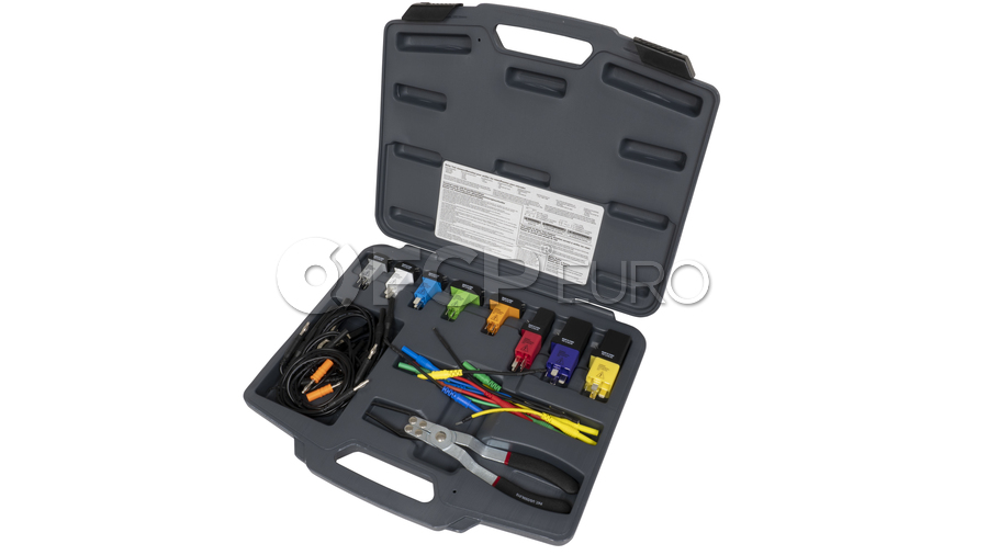 Master Relay & Fuse Circuit Test Kit- Lisle 69300