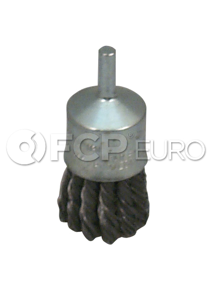 """1"""" Knot Wire End Brush - Lisle 14040"""
