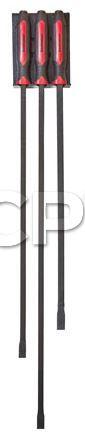 Long Heavy Duty Pry Bar Set (3pc) - Mayhew Steel Products 14068