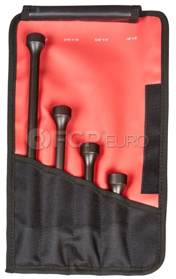 Pneumatic Air Hammer Set (4pc) - Mayhew Steel Products 32025