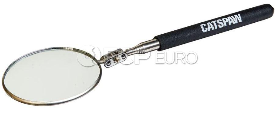 "Telescoping Inspection Mirror (3.25"" Diameter) - Mayhew Steel Products 17954"