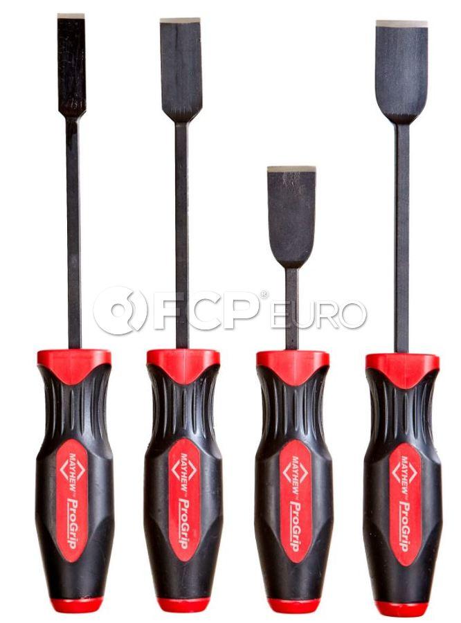 ProGrip Straight Scraper Set (4pc) - Mayhew Steel Products 13082