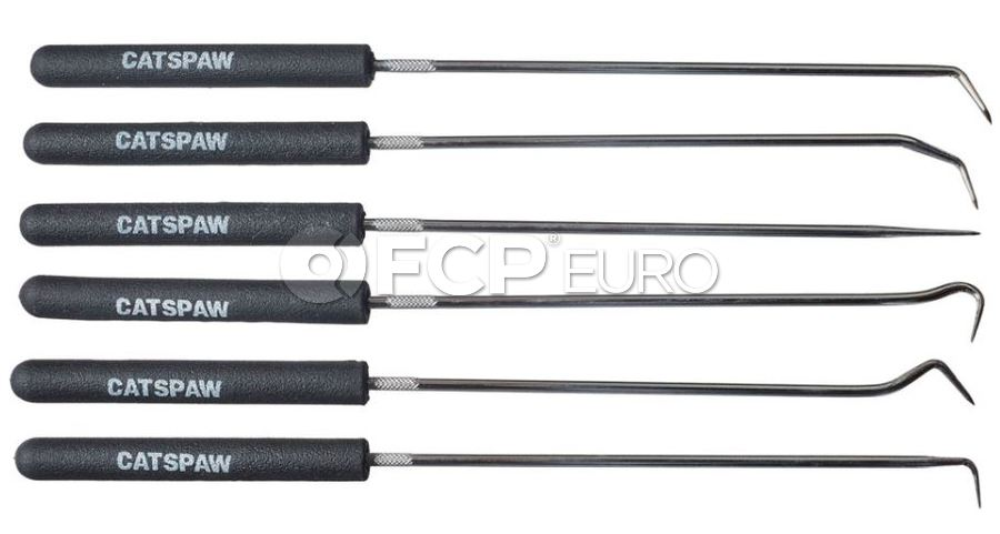 Long Hook and Pick Set (6pc) - Mayhew Steel Products 17991