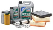 BMW Tune Up and Filters Kit with Oil (E39 M5) - E39TUNEKIT7-Oil
