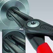 8-Piece Precision Snap Ring Plier Set - Knipex 002004SB