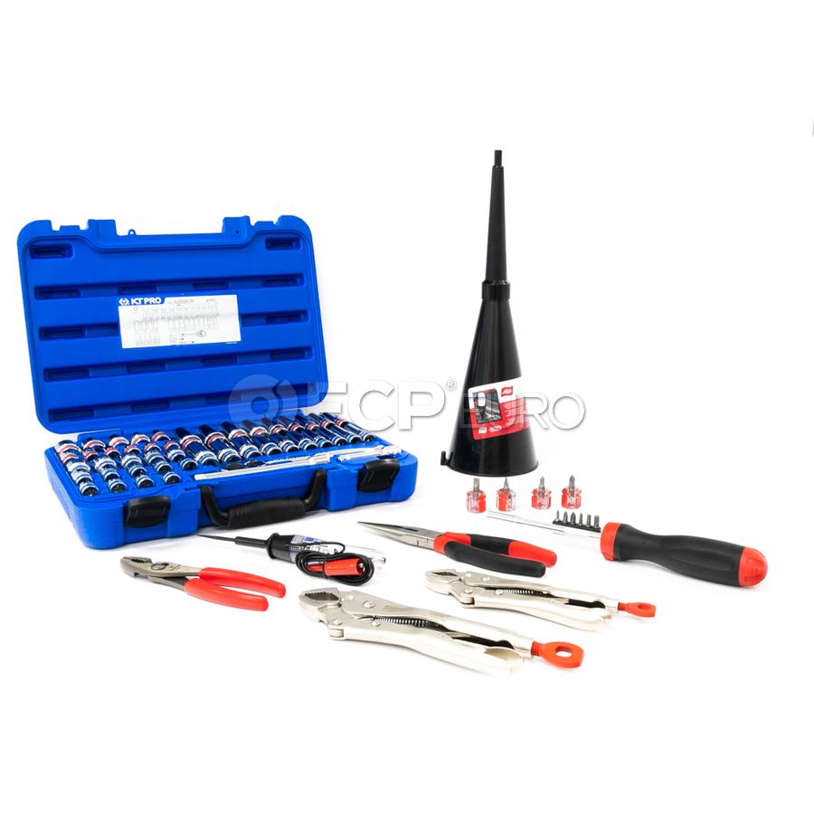 DIY Beginner Tool Kit (63-Piece) - FCPEUROESTKT1