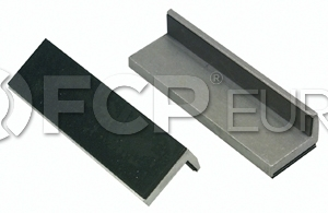 Rubber Faced Vice Jaw Pads - Lisle 48100