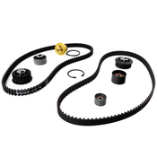 Porsche Timing Belt Kit - INA/Contitech 94410602113KIT2