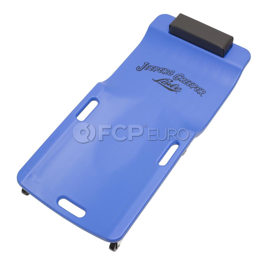 Low Profile Plastic Creeper (Blue) - Lisle 94102
