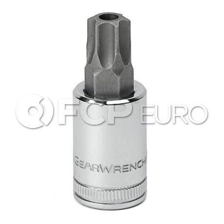 "1/4"" Drive Tamper-Proof Torx® Bit Socket T20 - Gearwrench 80182"