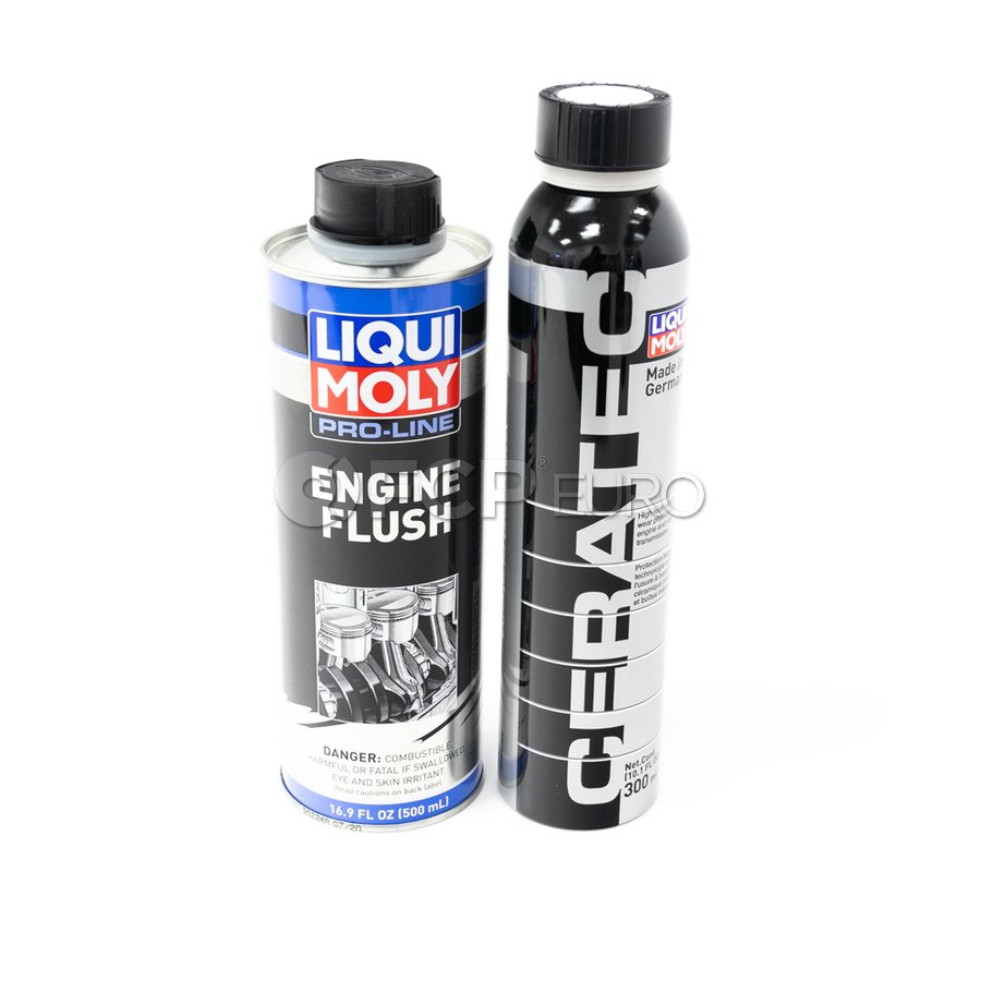 Oil Change Additive Package - Liqui Moly LM20002KT4