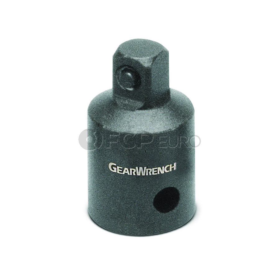 """1/4"""" Drive 1/4"""" F x 3/8"""" M Impact Adapter - Gearwrench 84176"""
