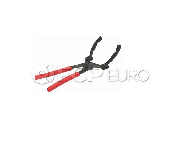 Large Jointed Jaw Oil Filter Pliers - OTC 4584