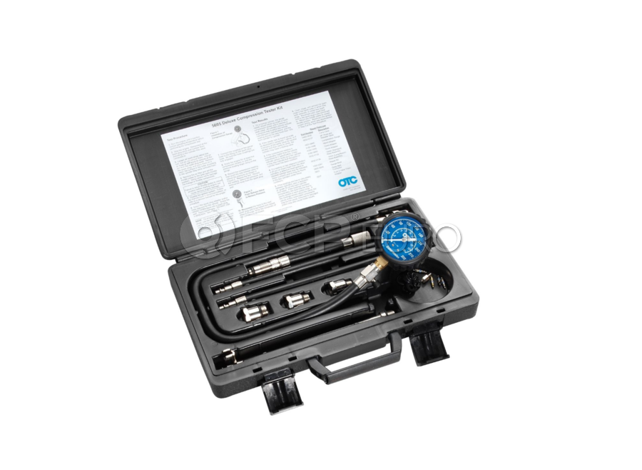 Deluxe Compression Tester Kit - OTC 5605