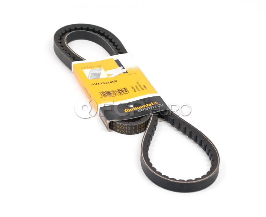 Accessory Drive Belt - Continental 13X1400
