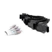 Audi Ignition Tune-Up Kit - Beru 06J905110KKT6