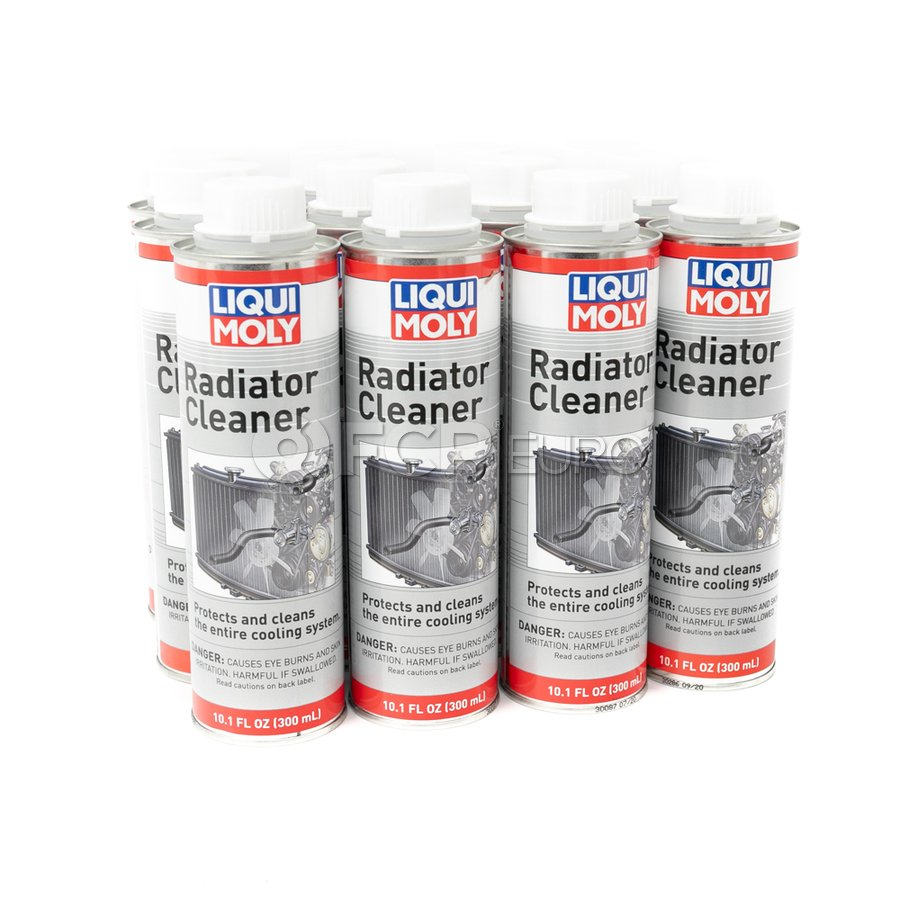 Radiator Cleaner (Case of 12) - Liqui Moly LM2051KT