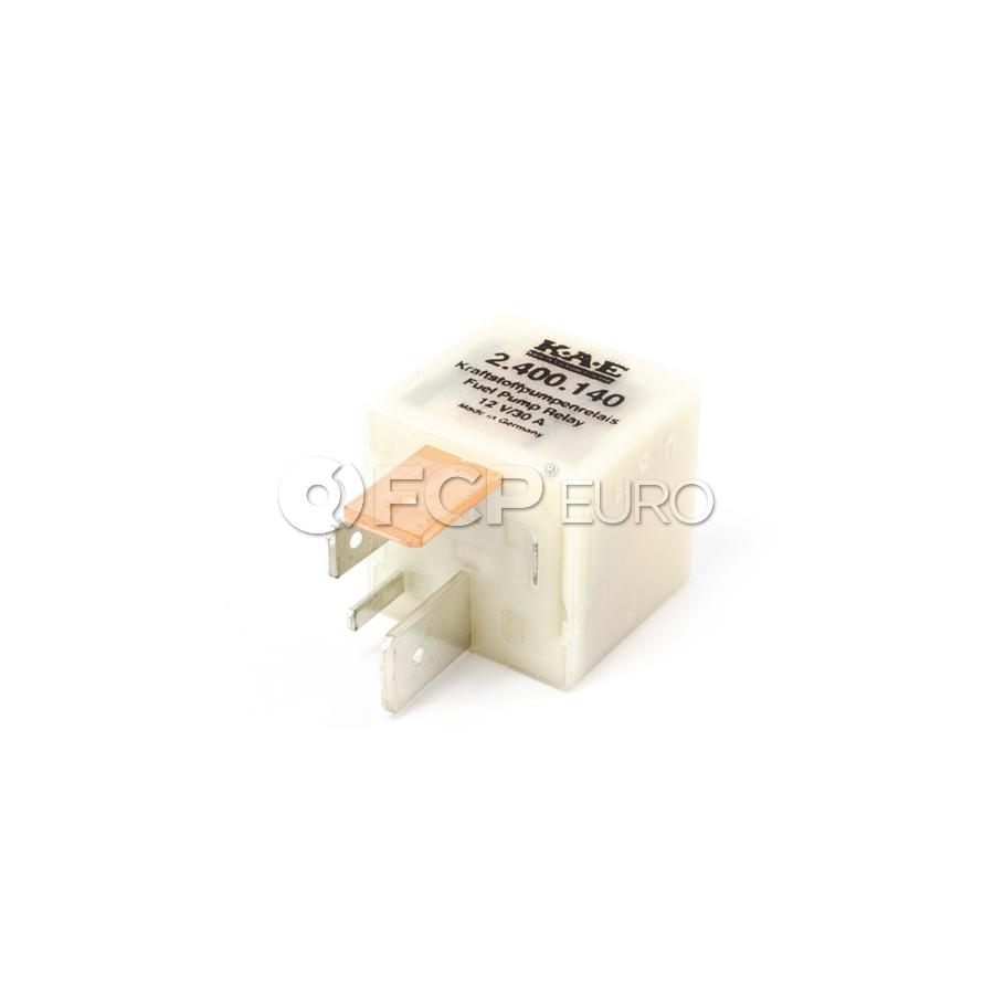 Audi VW Fuel Pump Relay - K.A.E. 191906383C