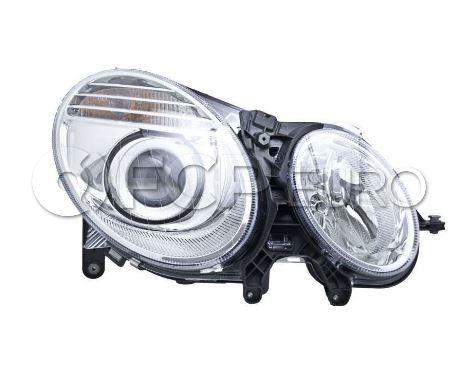 Mercedes Headlight Assembly - Hella 2118205461