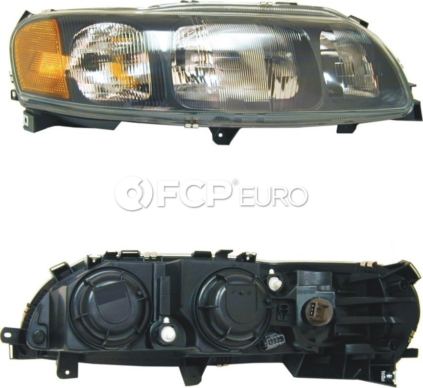 Volvo headlight Assembly - Pro Parts 8693584