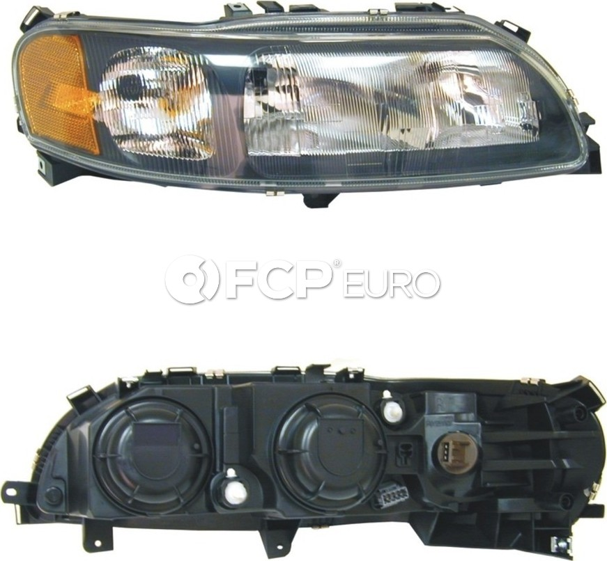 Volvo headlight Assembly - ProParts Sweden 8693564
