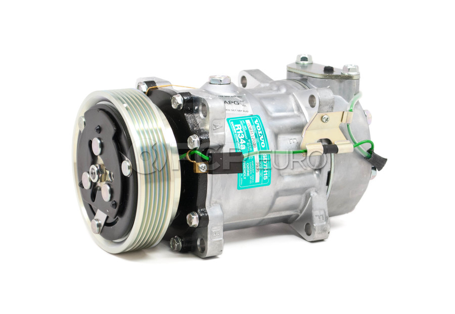Volvo A/C Compressor - Air Products 8601531