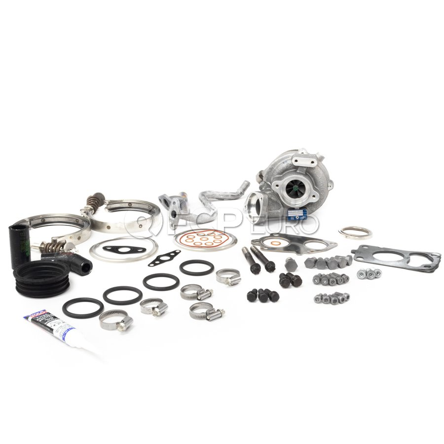 BMW M57N2 Turbocharger With Installation Kit - 11657802587KT