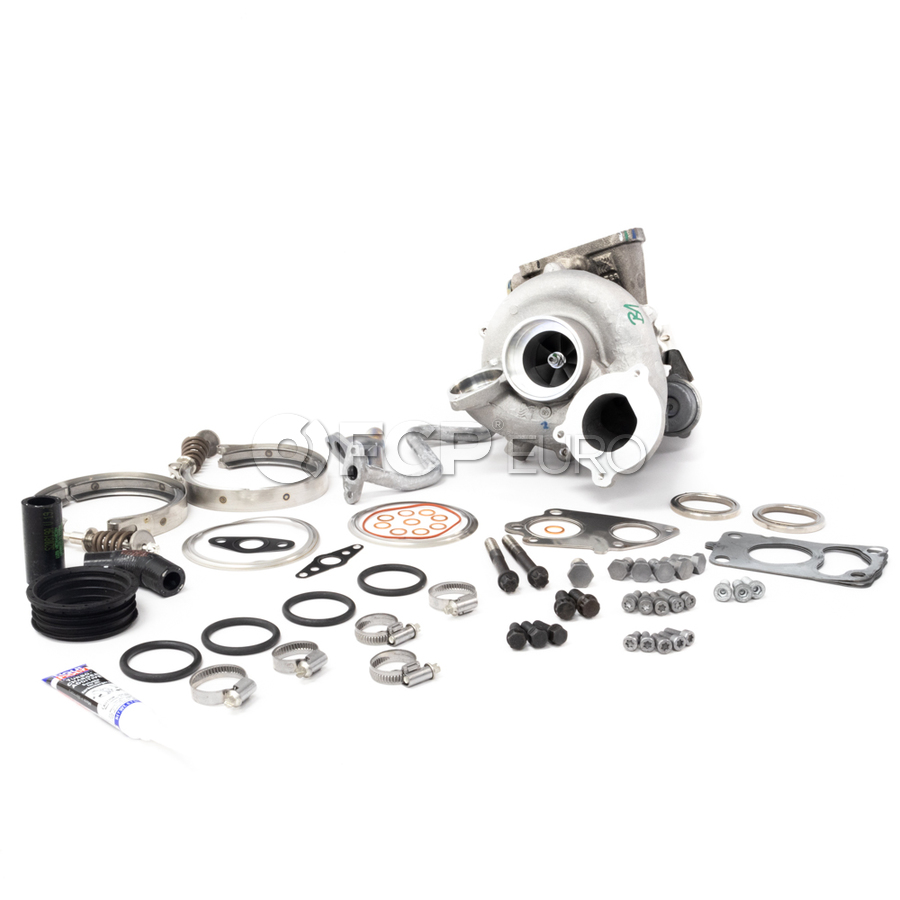 BMW M57N2 Turbocharger With Installation Kit - 11657811404KT
