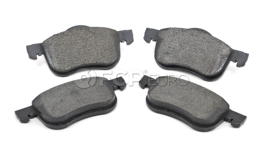 Volvo Brake Pad Set - Textar 8634921