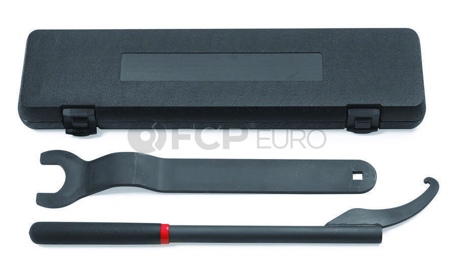 2 Pc. Fan Clutch Pulley Holder Set for 6.0 & 6.4 Liter Ford Powerstroke - Gearwrench 3950