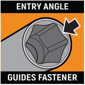 "57 Pc. 3/8"" Drive 6 Point Standard & Deep SAE/Metric Mechanics Tool Set - Gearwrench 80550"