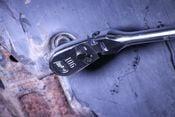 "4 Pc. 1/4"", 3/8"" & 1/2"" Drive 90-Tooth Flex Head Teardrop Ratchet Set - Gearwrench 81230T"