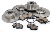 Audi VW Brake Kit - Zimmermann KIT-A6BRAKEKIT
