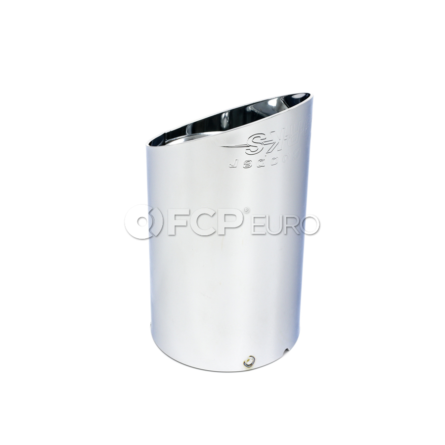 Mini Cooper Exhaust Tail Pipe Tip - Genuine Mini 18107556986