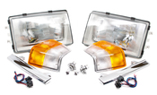 Volvo E-Code Headlight Kit - Skandix 1070032