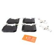 BMW Brake Pad Set - TRW Ultra TXH1609