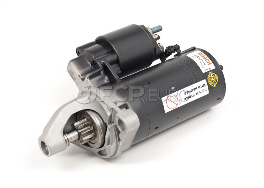 Audi Starter - Bosch 078911023X