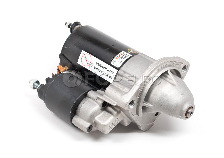 Audi Starter Motor - Bosch 058911023BX