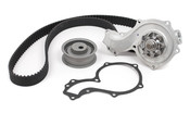 VW Timing Belt Kit with Water Pump - Continental / Graf GTIKIT