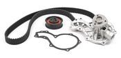 VW Timing Belt Kit with Water Pump 2.0L ABA (3 Piece) - Contitech / Graf ABAKIT2